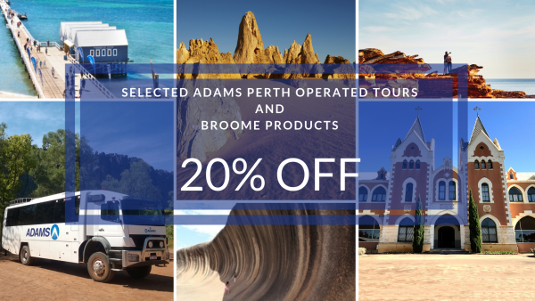 ADAMS Pinnacle Tours   Western Australia Tours & Sightseeing