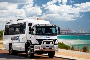 4WD Coach, Fremantle Beach