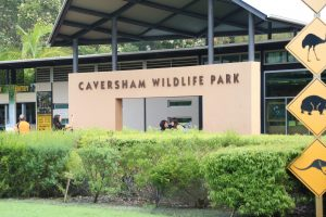 Caversham Wildlife Park, Swan Valley