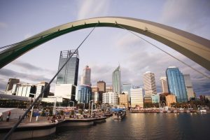 Elizabeth Quay by day, Perth City Highlights. Photo Credits: Tourism Western Australia