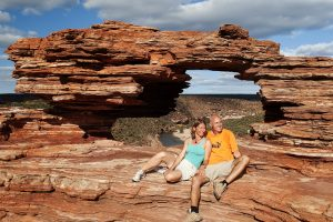 Nature's Window, Kalbarri National Park. Photo Credit: Australia's Coral Coast