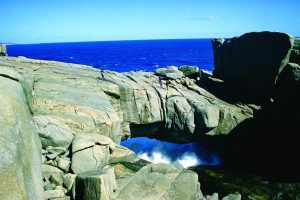 Natural Bridge, Albany. Photo Credit: Tourism Western Australia