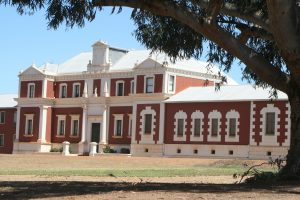 Art Gallery, New Norcia. Photo Credit: Tourism Western Australia