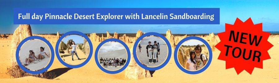 Pinnacle Desert Explorer website banner