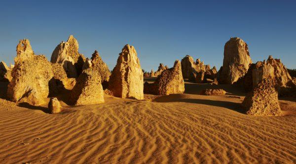 The Pinnacle Desert, Nambung National Park