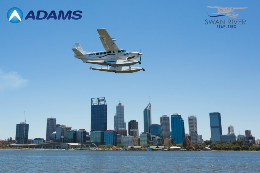 Swan River Seaplanes Media Release HERO