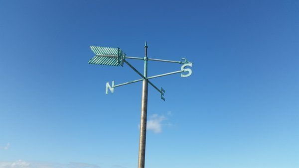 Compass feature, Cape Leeuwin Lighthouse