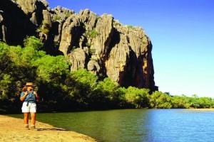 Windjana Gorge, Broome. Photo Credit: Tourism Western Australia