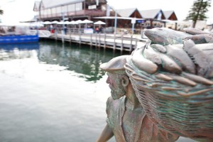 Fishing Boat Harbour, Fremantle. Photo Credit: Tourism Western Australia