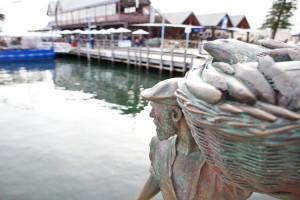 Fishing Boat Harbour, Fremantle. Photo Credit: Tourism Western Australia