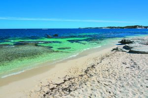 Henrietta Rocks, Rottnest Island. Photo Credit: Rottnest Island Authority