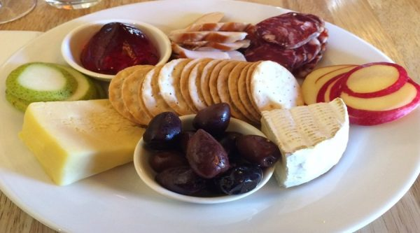 Lunch Platter, Plantagenet Winery