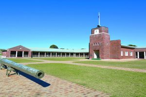 Kingstown Barracks, Rottnest Island. Photo Credit: Rottnest Island Authority
