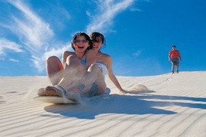 Sand Dunes Adventure, Lancelin. Photo Credit: Tourism Western Australia
