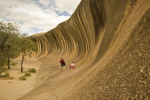 Wave Rock, Hyden. Photo Credit: Tourism Western Australia