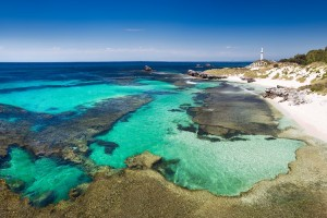 The Basin, Rottnest Island. Photo Credit: Luke Austin